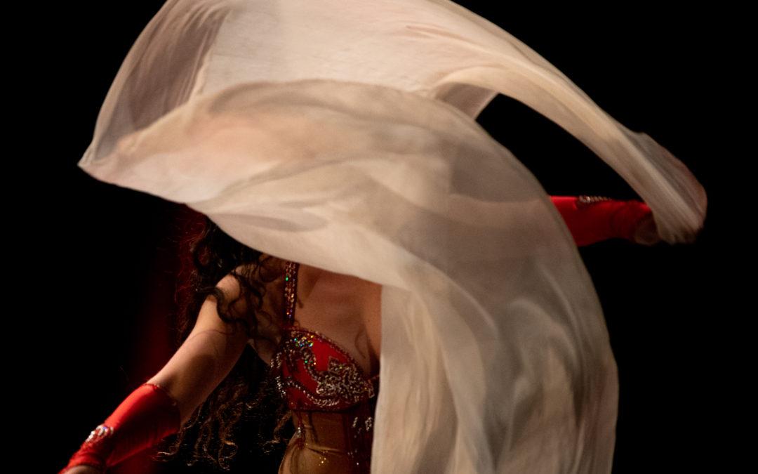 Festival des Nuits d'Orient : spectacle de danse orientale SAMEDI 23 NOVEMBRE à 20h00 au théâtre de la Fontaine d'Ouche