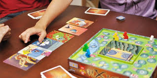Atelier jeux de société samedi 1er février